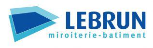 logo Lebrun miroiterie Bâtiment